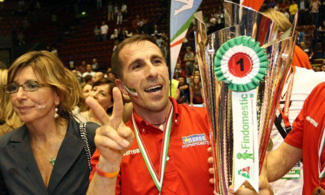 Beppe Ferrenti Preparatore Atletico Foppapedretti Volley Bergamo