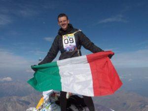 Luca Colli, Nordic Walker