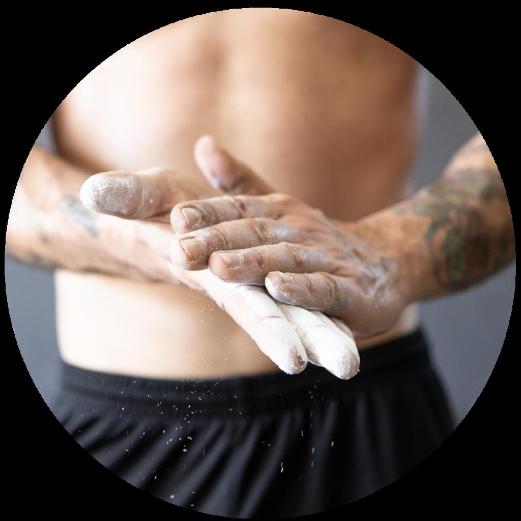 Riduce la fatica dell'allenamento, ottimizzando l'idratazione intracellulare